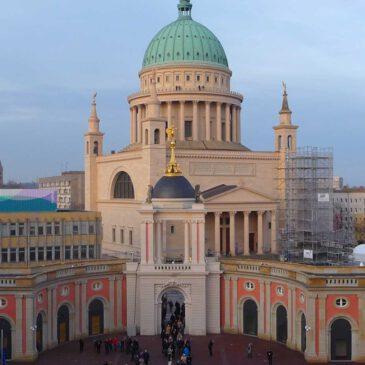 Zwei die Potsdam lieben: Barbara Kuster und Christian Näthe