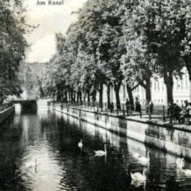 Stadtkanal: Hasso Plattner will helfen.