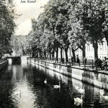 Herr Rubelt, fangen Sie an!    Stadtkanal wieder auf der Agenda.
