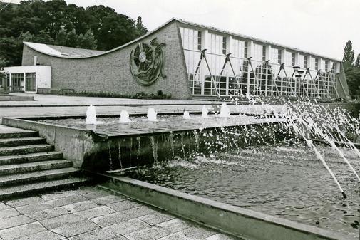 alte Schwimmhalle
