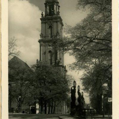Garnisonkirche und Breite Brücke