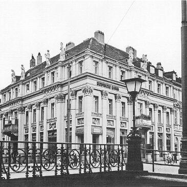 Alte Post, Friedrich-Ebert-Straße 115