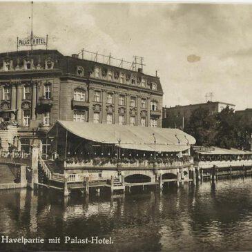 Palasthotel, Humboldtstraße 1