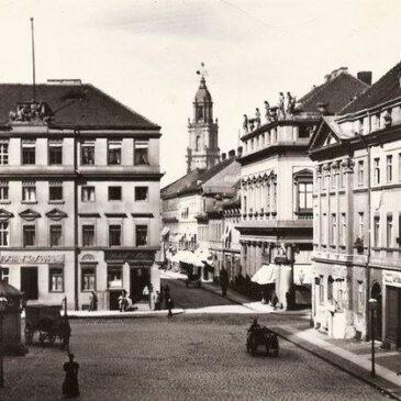 Am Alten Markt 12, Eckhaus Kaiserstraße