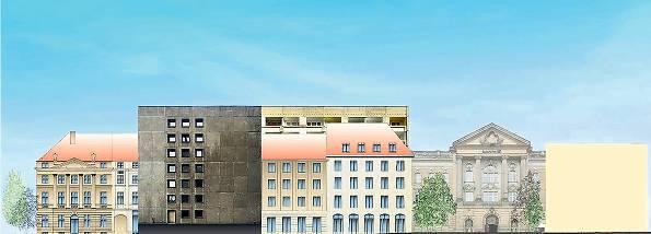 Staudenhof und Leitbautenkonzept