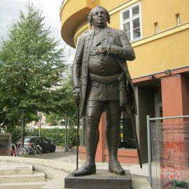 Podiumsgepräch zu Friedrich Wilhelm der I – ein Reformabsolutist auf dem Preußenthron
