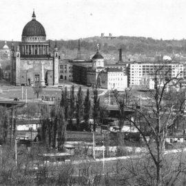 Meine Kindheits- und Jugend-Erinnerungen an die Potsdamer Mitte in der DDR-Zeit von Olaf Thiede