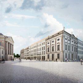 Wettbewerbsergebnisse Schloßstraße 1-3: Weiterhin Transparenz und Bürgerbeteiligung!