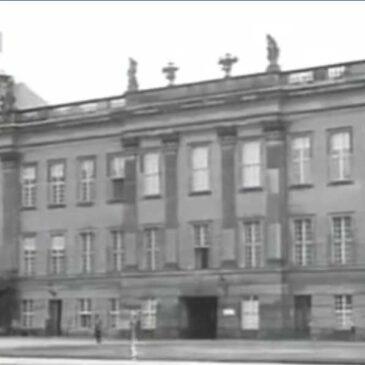 Durchwegung Hof des Stadtschlosses
