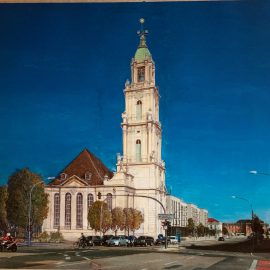Vision für die Garnisonkirche