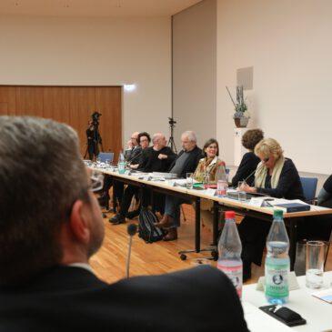Kommentar zur Anhörung vor dem Hauptausschuss zum Thema Garnisonkirchenschiff